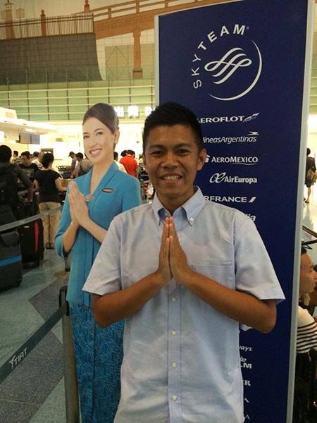 シンガポールの旅行会社に現地採用として勤めています