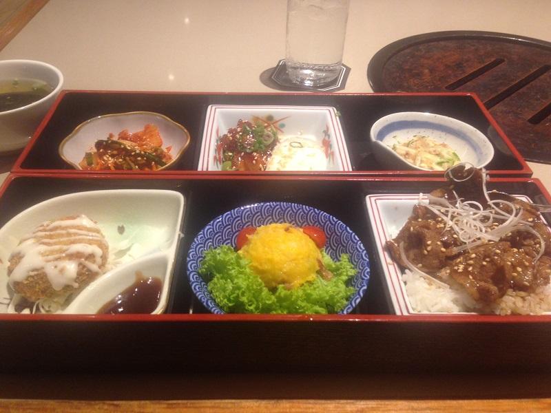 シンガポールでの和食