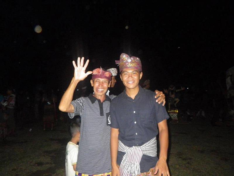 2年後またインドネシアに戻りたいです!