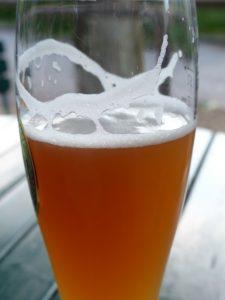 ビールとドリアンの相性は最悪だそうです・・