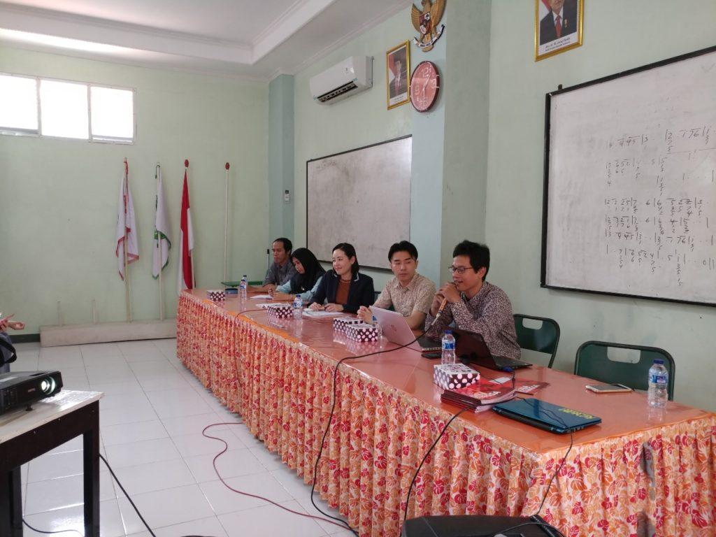 インドネシアでの現地パートナーとのセミナー開催