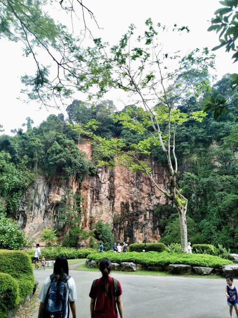 hiking bukit batok nature park