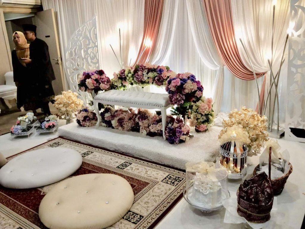 多国籍ということで、ムスリムの結婚式にも参加してきました!